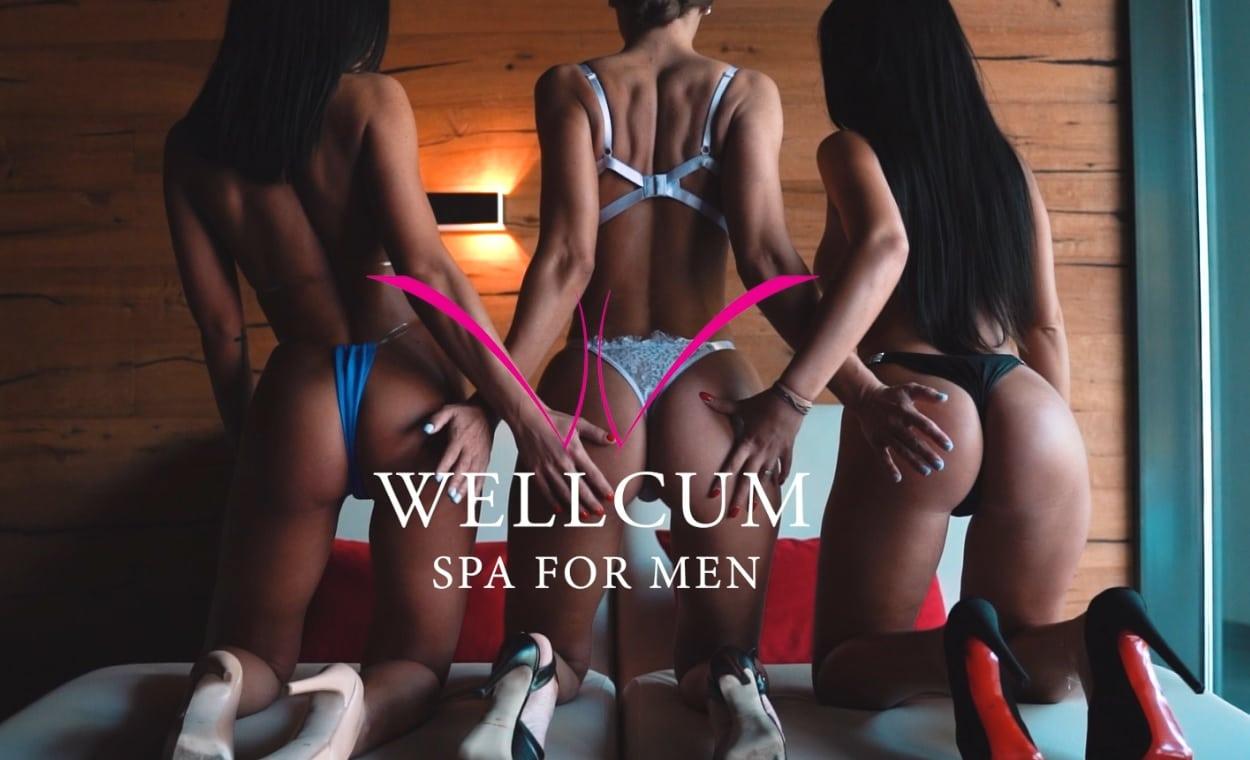 Wellcum spa for men